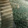 【ツカ開拓】土地にフェンスと鉄のトタンが不法投棄されてた