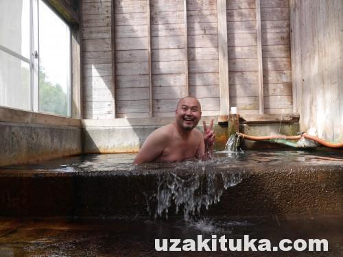 【温泉】北海道「越川温泉(200円)」薫別温泉周辺を見てから開陽台の裏の無料キャンプ場で寝る