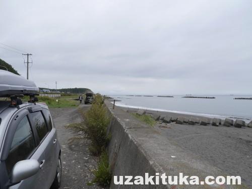 室蘭黄金「鮭釣れない」北海道【釣り】10月