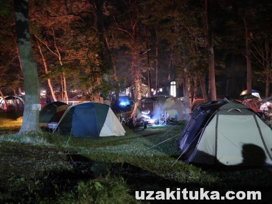 【キャンプ】北海道「大沼キャンプ場(無料)」週末は混み過ぎ!アウトドアイベントかと思ったよ