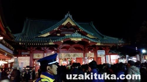 【観光】東京都・あけましておめでとうございます 神田明神 ツカたび2016