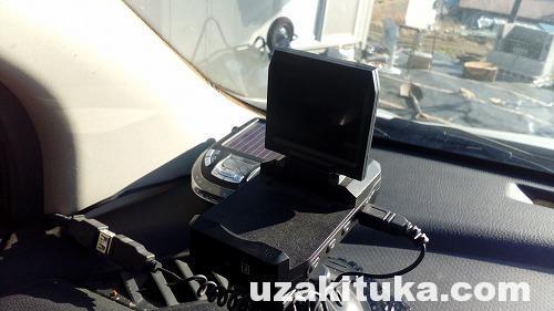 【観光】旅行のために車の放送器具をチェック_車中泊旅行2016