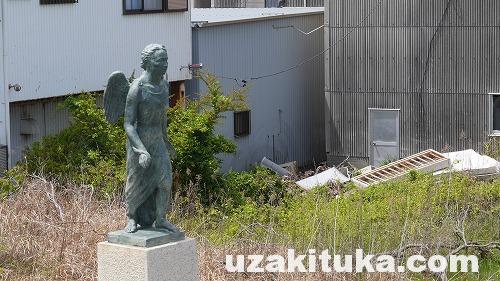 【観光】三重県中河原海岸「海の守りの女神像」血の涙を流す女神像!女子中学生集団水死事件現場【心霊】