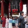 【観光】東京都・外国人が日本を満喫できる東京の観光地! 雷門~浅草寺 【車中泊旅行】2016