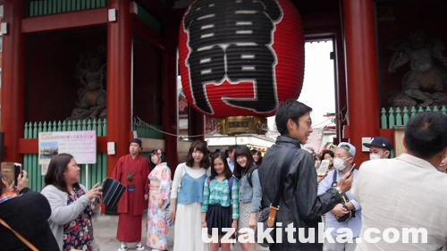 「雷門~浅草寺」東京都【観光】外国人が日本を満喫できる東京の観光地!