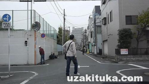 「山谷」東京都【観光】公園占領!立ちションあたりまえ【三大ドヤ街】