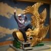 「三名城!エレベーター付き!金のシャチホコ!黄金に輝く豪華な本丸」愛知県:名古屋城(500円)