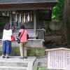 「見つからない3と4の御柱はここだ!イボ痔が治る社」長野県:諏訪大社・上社本宮