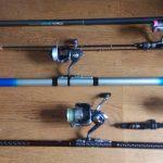 はじめての海釣り用に買った道具
