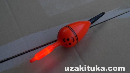 冨士灯器 FF-B6 超高輝度電気ウキ 6号使ってみた