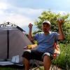 「陣馬形山キャンプ場(無料)」長野県【キャンプ】天空のキャンプ場!山のてっぺんから見る中央・南アルプスが絶景!