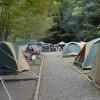 「黒川キャンプ場」 (予約制)静岡県【キャンプ】綺麗な川沿い!近くの温泉でお風呂に入ってテントで眠れる!