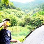 「前川キャンプ場」徳島県【キャンプ】綺麗で大きな川のほとりにある静かなキャンプ場