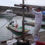 【魚釣り】高知県_灘漁港_宇崎ツカの釣り旅2017