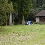 【キャンプ】愛媛「新居浜市市民の森キャンプ場(無料)」(受付で登録)