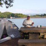 「大池いこいの森キャンプ場(無料)」新潟県