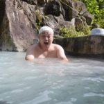 燕温泉「黄金の湯・川原の湯」(無料)新潟県