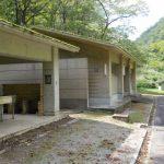 山間地の比較的穴場な野営場「中宮温泉野営場(無料)」石川県